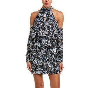 NWT Parker Cold Shoulder Shift Dress